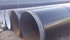 3pe防腐螺旋钢管加工